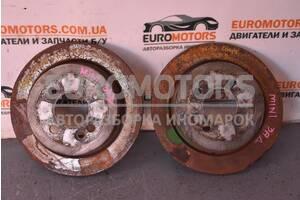 Тормозной диск задний L=R Mini Cooper 1.6 16V Turbo (R56) 2006-2014