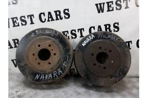 б/у Тормозные диски Nissan Navara