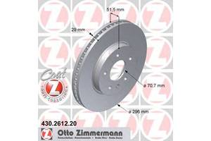 Тормозные диски Opel Antara