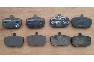 Тормозные колодки комплект/накладки для Iveco Daily 89-00 г