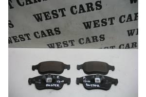 б/в Гальмівні колодки комплекти Dacia Logan