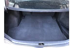 Toyota Corolla 2007-2013 гг. Коврик багажника (EVA, черный)