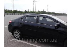 Ветровики Toyota Corolla
