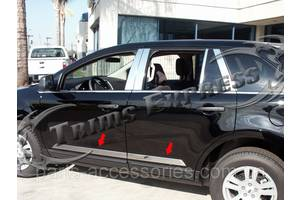 Двери передние Toyota Sequoia