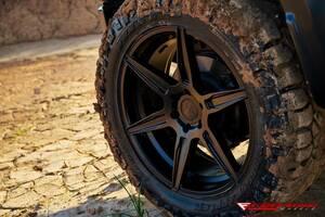 Цена за диск. Новые R22 5х130 Оригинальные литые диски Ferrada на Mercedes G Class W463. Производство США