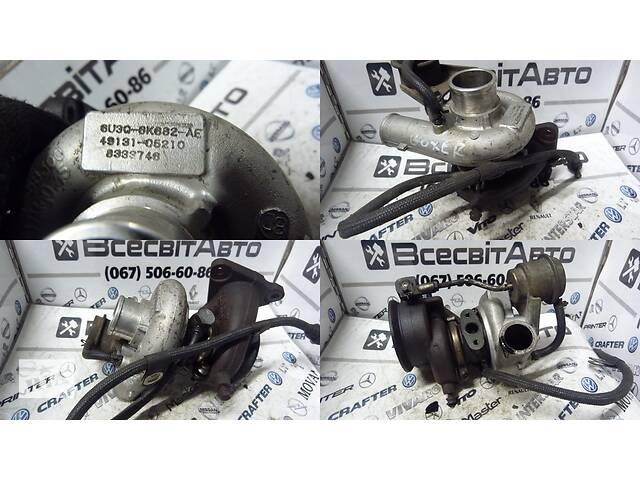 Турбина (турбокомпрессор, компрессор наддува) 2.2 tdci  Fiat Ducato 6U3Q-6K682-AE- объявление о продаже  в Звенигородке