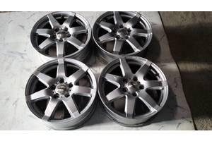 Титанові диски ADVANTI RACING R16. 5X115 SF03 16X6.1/2J