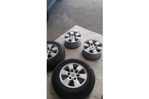 Титанові диски Toyota Hiace, Runner,Hilux 6X139.7.R15. JX15H2 (Оригінал)