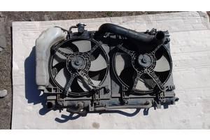 б/в Вентилятори осн радіатора Subaru Legacy