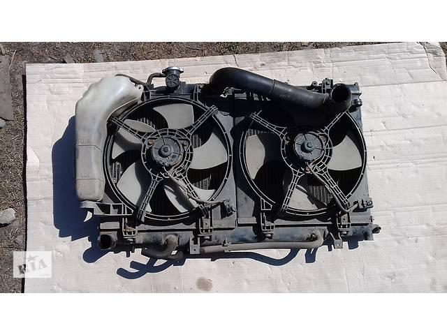купить бу вентилятор осн радиатора для Subaru Legacy Outback 2.5i, 2000 в Львові