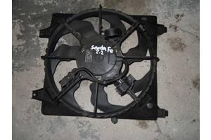 Вентиляторы осн радиатора Hyundai Santa FE