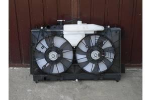 Вентиляторы осн радиатора Mazda 6