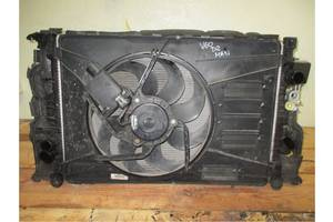 Вентилятор радіатора б/у Volvo S60 2013-