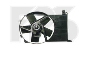 Вентиляторы осн радиатора Opel Combo груз.