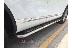 Пороги Volkswagen Touareg