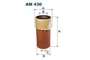 Воздушные фильтры Hyundai Galloper