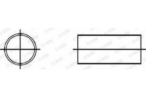 Втулка головки шатуна BMW 5 (E34) / BMW 3 (E46) / BMW 5 (E60) / BMW 3 (E21) 1972-2011 г.