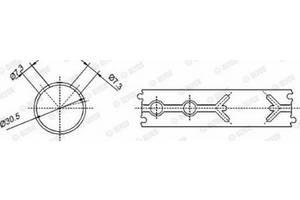Втулка головки шатуна MULTICAR / DAEWOO / PUCH / SSANGYONG / MERCEDES-BENZ