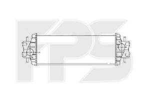 Интеркулер Chevrolet / Opel / Daewoo (NRF)  FP 56 T39