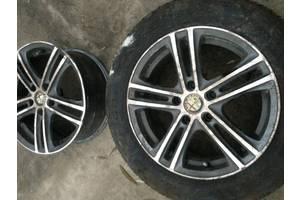 б/у диски с шинами Alfa Romeo 159