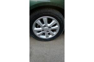 б/у диски с шинами Nissan