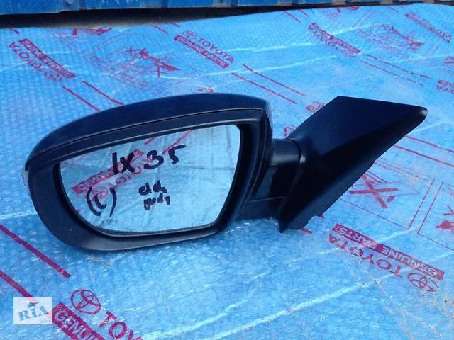 купить бу Зеркало  Hyundai IX35 в Киеве