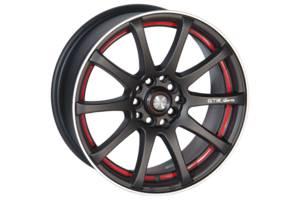 Zorat Wheels 355 5.5x13 4x98 ET25 DIA58.6 BM (ВАЗ)