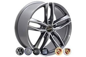 Zorat Wheels BK690 8x18 5x112 ET42 DIA66.6 GP (Audi)