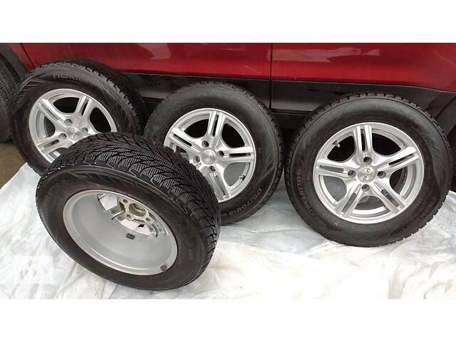 продам Зимние колеса в сборе на ВАЗ R13 175/70 4X98. Зимняя резина, липучка, зимние шины, комплект колес, зима, литые диски. бу в Гайвороне