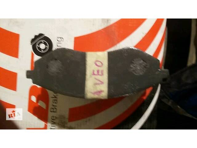 Тормозные колодки Aveo- объявление о продаже  в Киеве