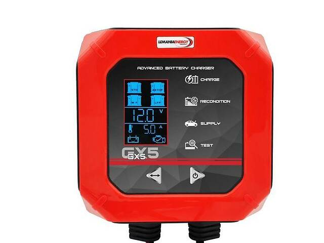 Зарядное устройство для аккумуляторов (Швейцария) тестер для аккумуляторов LEMANIA ENERGY 0XLMGX5- объявление о продаже  в Одессе