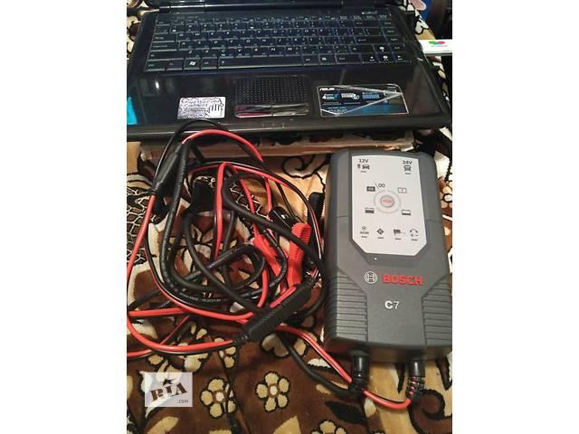 купить бу Зарядное устройство BOSCH C7(новое!) в Барышевке