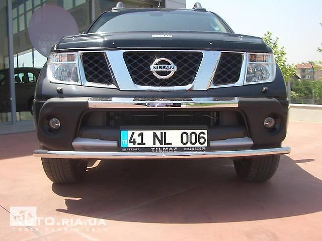 Защитные дуги для Nissan Pathfinder- объявление о продаже  в Луцке