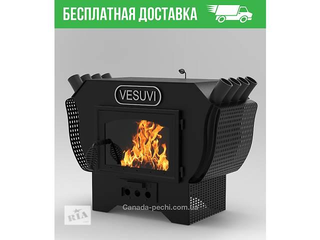 Завод сanada предлагает камин –булерьян vesuvi –(180 м3)- объявление о продаже  в Киеве