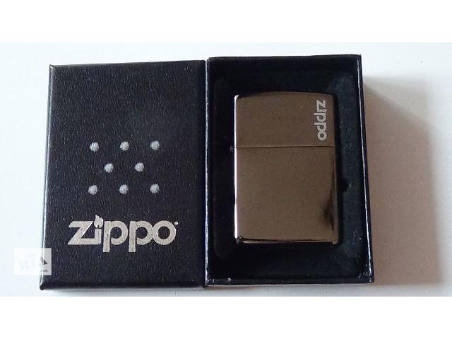 Зажигалка Zippo( blek diamond) в подарочной упаковке- объявление о продаже  в Мелитополе