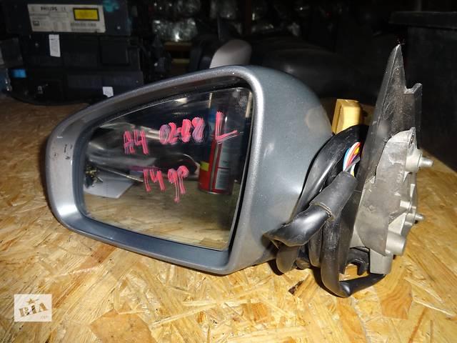 продам зеркало для Audi A4 B6 B7 2001-08 14pin бу в Львове