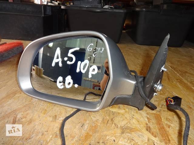 купить бу зеркало для Skoda Octavia A5 2009-12 6pin в Львове