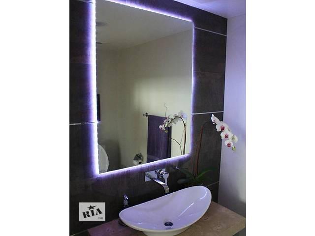 купить бу Зеркало с подсветкой в ванную комнату в Сумах