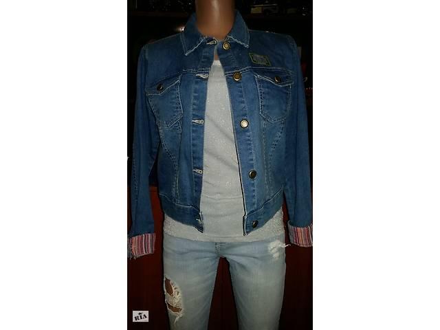 Джинсовая куртка Lottie - Верхній жіночий одяг в Харкові на RIA.com a7e847880d611