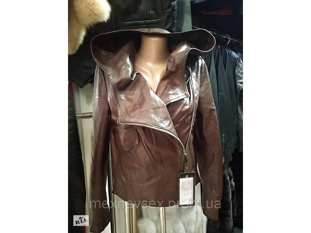 продам Куртка косуха из натуральной кожи. бу в Киеве