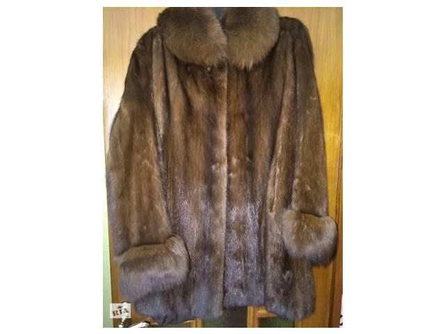 8ab46edd26cb Новая, норковая шуба - Женская верхняя одежда в Каменец-Подольском ...