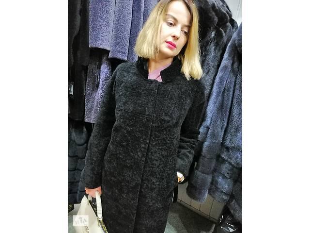 продам Пальто из натуральной овчины астроган до 60 размера  16371024e6746