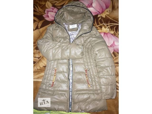 бу Женская зимняя курточка  в Полтаве