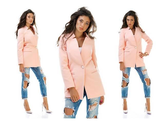 Женское пальто пиджак- объявление о продаже  в Киеве