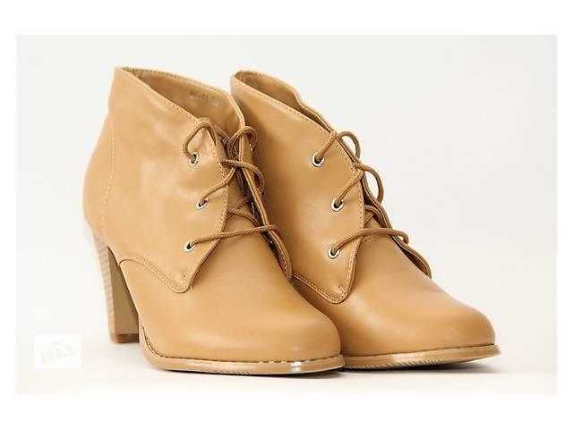 бу Женские ботинки на каблуке (Felida) в Чернигове