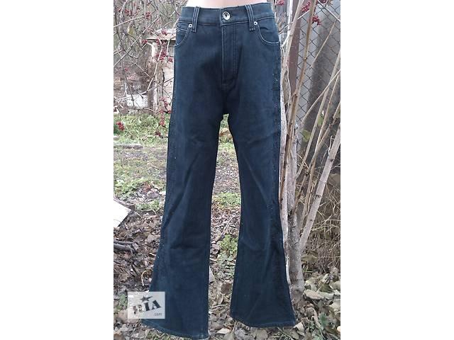 купить бу женские джинсы на флисе в Изюме