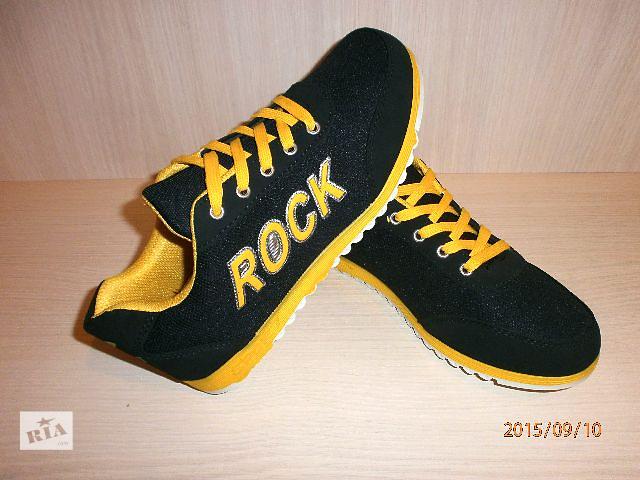 Женские кроссовки длина стельки 24 см., легкие, удобные- объявление о продаже  в Киеве