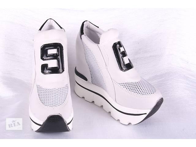 Жіночі кросівки на платформі 00055 - Жіноче взуття в Мелітополі на ... b257bd82b819e