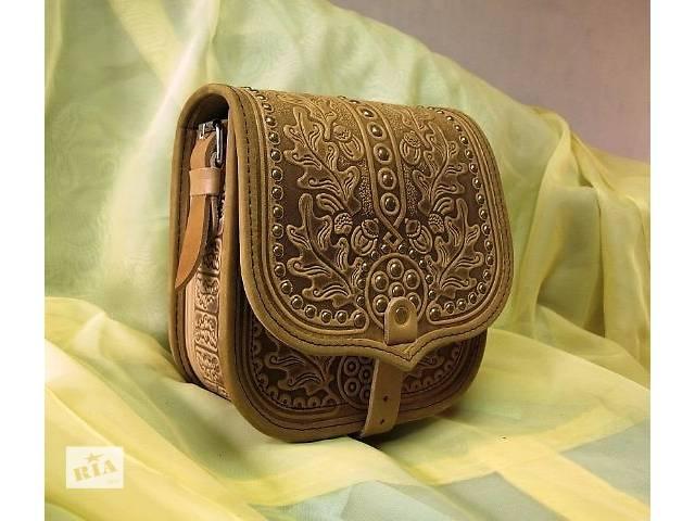 373b47a6acfe продам Женские сумки из натуральной кожи.Ручная работа.Кармашки внутренние  тоже кожаные. бу
