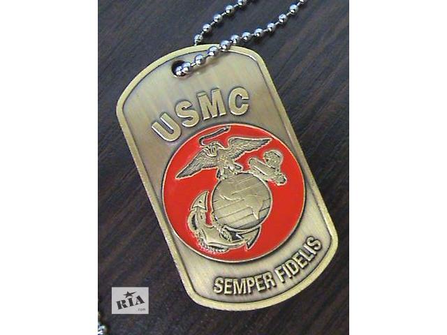 купить бу Жетон морской пехоты армии США в Нетешине